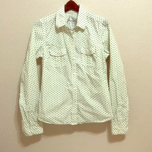 American Eagle | Long Sleeve Button Down Blouse 4